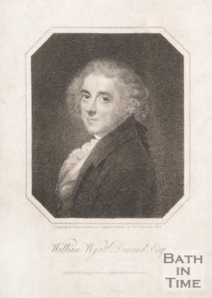 Portrait of William Wyatt Dimond Esq, 1808