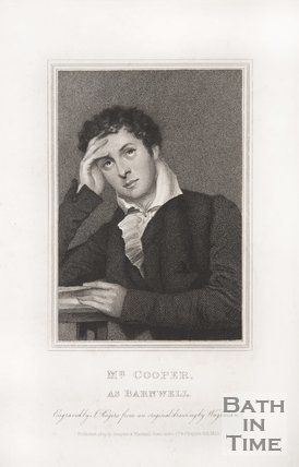 Mr Cooper as Barnwell, 1823