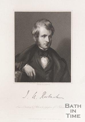 Portrait of I. G. Rocbach