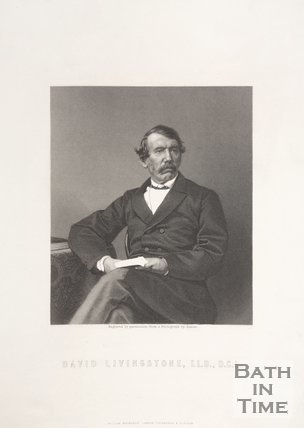 Portrait of David Livingstone L.L.D. D.C.L