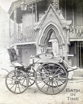 The Beatrice Phaeton, Fountain Buildings, Bath, October 29 1872