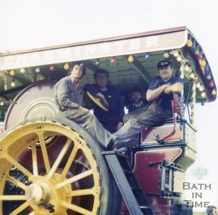 Bath Traction Engine Rally, Lansdown, 30 June 1985