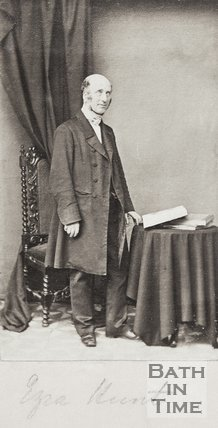 Photograph of Ezra Hunt