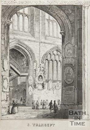 S. Transept 1833