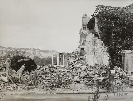 110, Lower Oldfield Park, Bath 1942