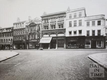 High Street, Bath c.1964