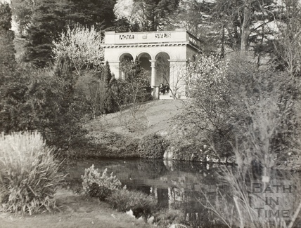 The Wembley Pavilion, Botanical Gardens, Victoria Park, Bath c.1950