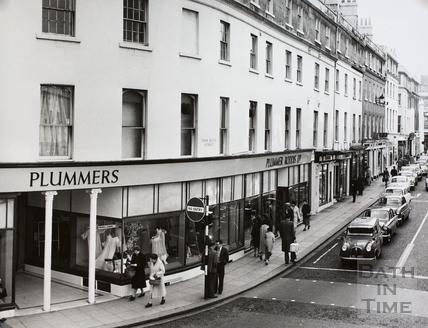 New Bond Street, Bath c.1960