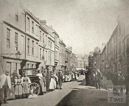 Avon Street, Bath c.1880