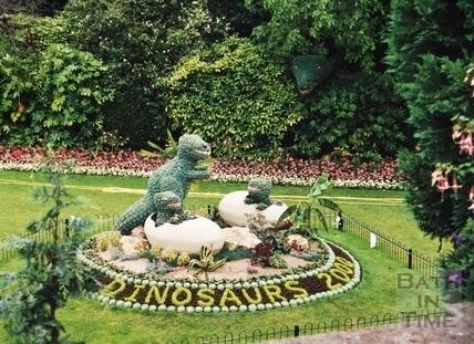 Parade Gardens, Bath 2000
