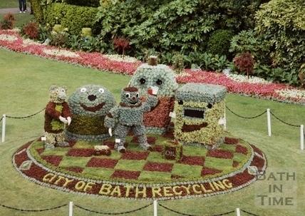 Parade Gardens, Bath 1993
