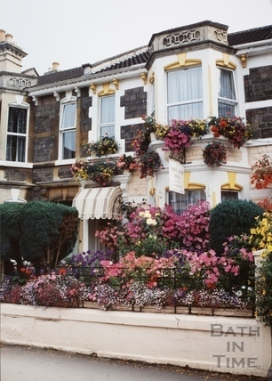 Pulteney Gardens, Bath in Bloom 1994