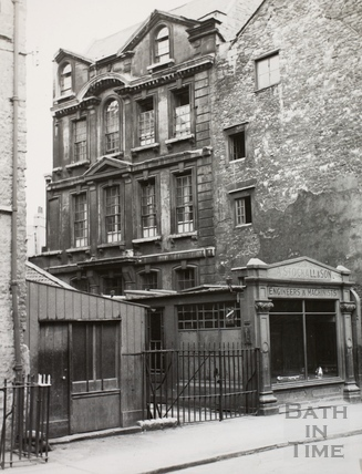 Weymouth House, St. James's Street (South), Bath 1941