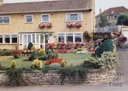 34, Chantry Mead Road, Bath in Bloom 1994