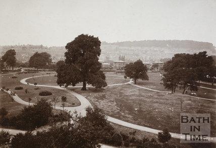 Henrietta Park, Bath c.1890