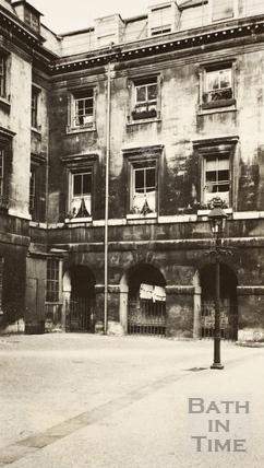 St. John's Hospital, Chapel Court, Bath 1941
