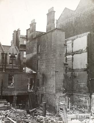 17 & 18, Manvers Street, Bath 1942