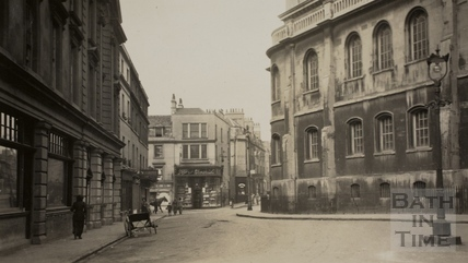 New Orchard Street, Bath c.1920