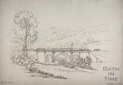 Dundas Aqueduct 1818