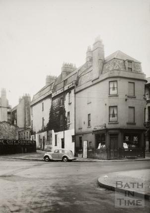 Westgate Hotel, 1, New Westgate Buildings, Bath c.1936