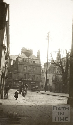 Abbey Green, Bath c.1935