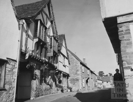 The Sign of the Angel, Lacock 1974