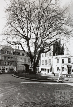 Abbey Green, Bath 1990