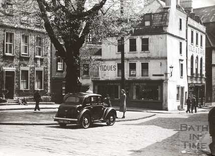 Abbey Green, Bath c.1940