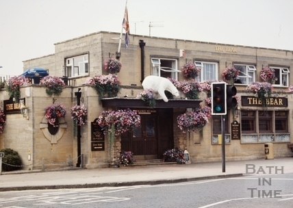 Bear Inn, Wellsway, Bath 1994