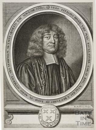 Rev. Joseph Glanvill (1636-1680)