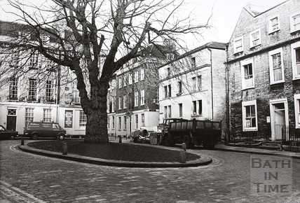 Abbey Green, Bath 1973