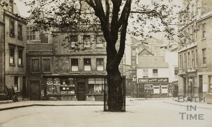 Abbey Green, Bath c.1910