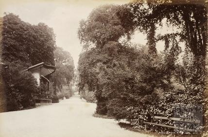 Sydney Gardens, Bath c.1880
