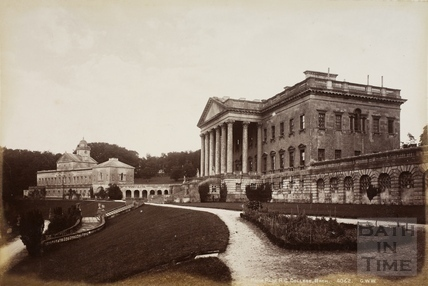 Prior Park R.C. College, Bath c.1890