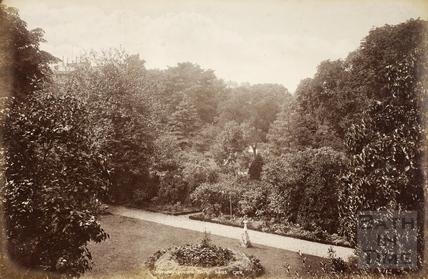 In Sydney Gardens, Bath c.1880