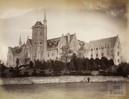 The Royal School, Lansdown, Bath c.1885