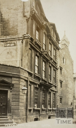 Weymouth House School, St. James's Street (South), Bath c.1912