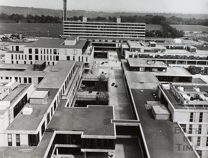 Bath University Campus, Bath 1973