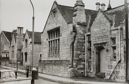 St. Stephen's C of E School, Beacon Hill, Bath