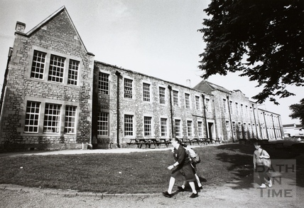 Hayesfield School, Bath 1992