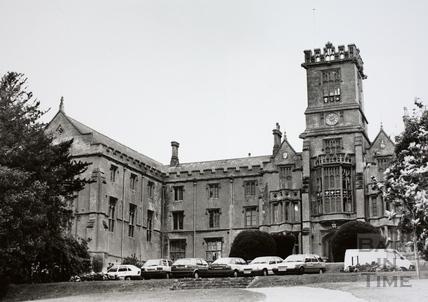 Kingswood School, Lansdown, Bath 1992