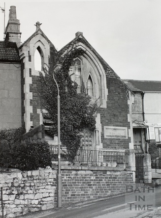 Bailbrook School, Bailbrook near Batheaston 1982
