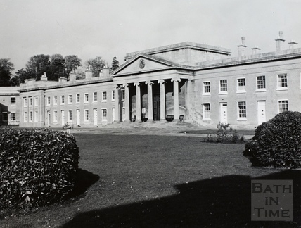 Partis College, Weston, Bath 1967