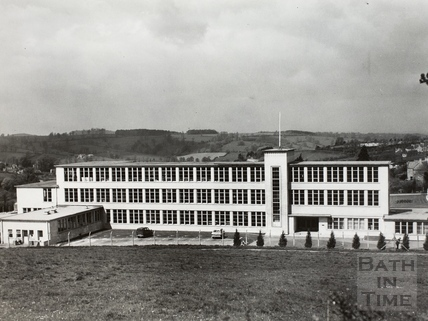 West Hill Boys School, Bath