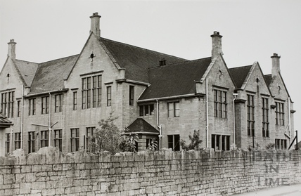 West Twerton School, Lymore Avenue, Twerton, Bath c.1970