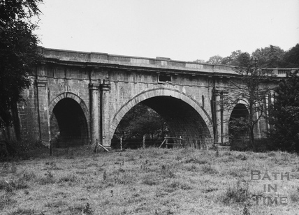 South elevation of Dundas Aqueduct