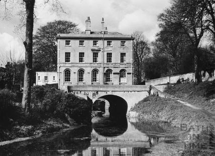 Cleveland House, Sydney Road, Bathwick, Bath