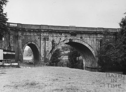 North elevation of Dundas Aqueduct