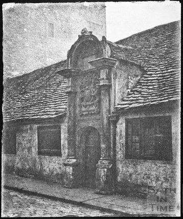 Bellott's Hospital, Beau Street, Bath 1853/57