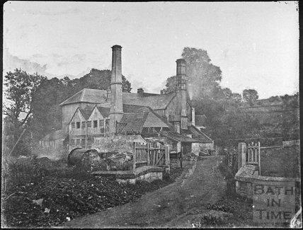 Bathford Paper Mill 1853